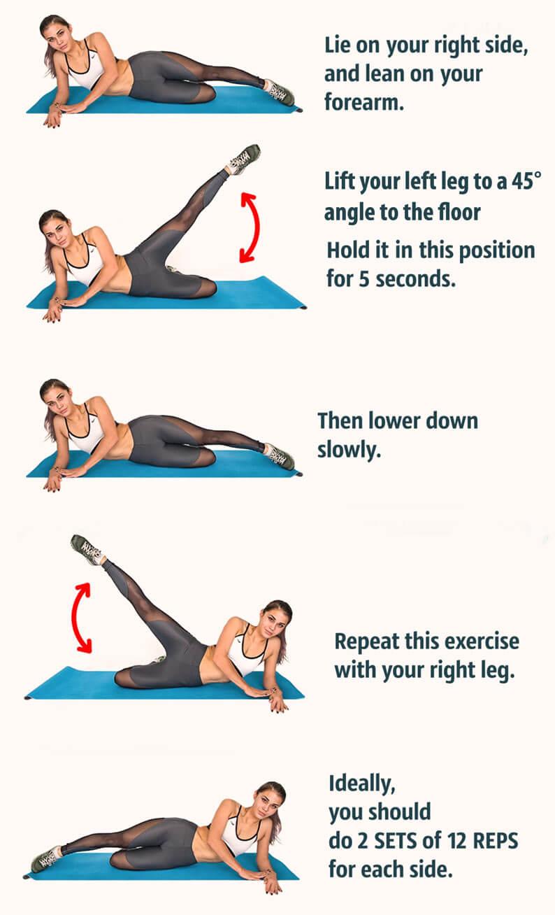 cellulite exercise 1