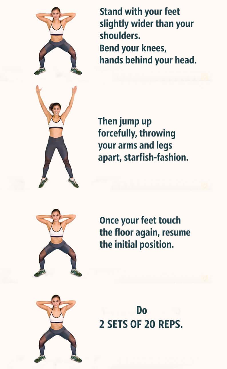 cellulite exercies 6